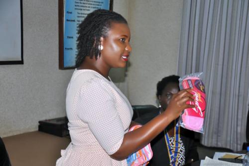 Africa Empowerment Hub Sandrah Senfuma